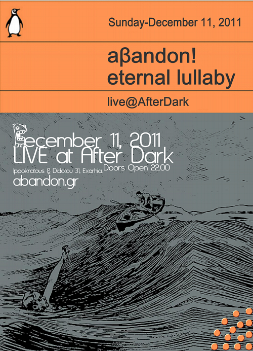 abandon! Live @ After Dark
